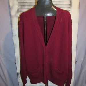 26af4a3fbf7 Vintage United Colors of Benetton wool cardigan